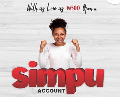 Jubilee Simpu Account